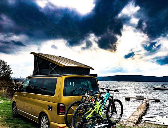 Dieser Van ist unser zu Hause für November. Ein richtiges Traum-Mobil!