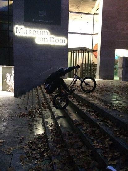 Domplatz Spot Würzburg