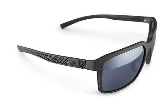 Die Brille aus dem 3D-Drucker wiegt nur 10 Gramm