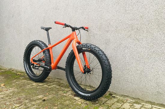 Carbon in orange