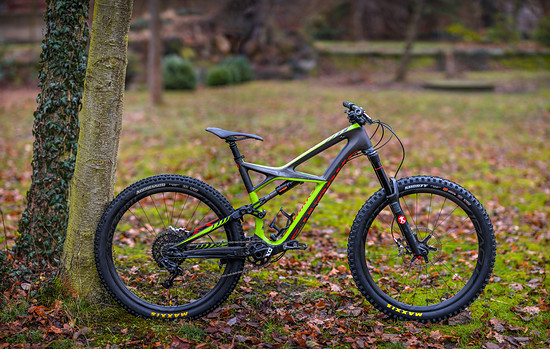 Specialized Enduro 650B MJ 2016