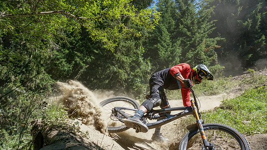 Dusty Verbier with Transition TR11