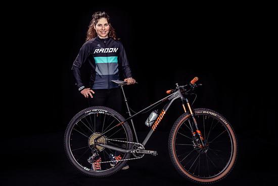 Elisabeth Brandau hat in der vergangenen Saison mit zahlreichen starken Rennen für Furore gesorgt