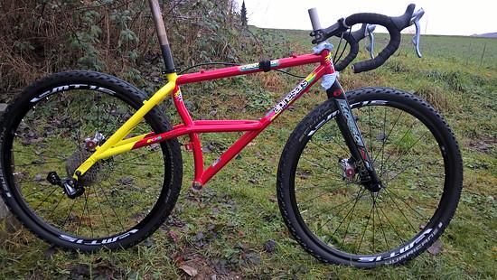 Alpinestars Cromega 1992