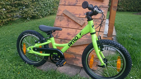 Pyro Bikes Sixteen