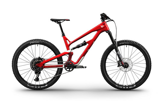 Jeffsy 27 CF Pro – Candy Red