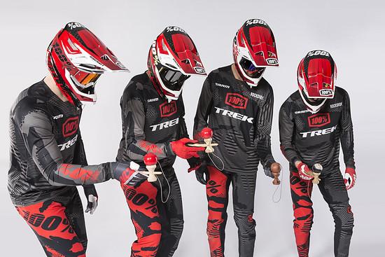 Reece Wilson, Charlie Harrison und Kade Edwards gelten als wahrscheinliche Fahrer des neue Trek Factory Teams