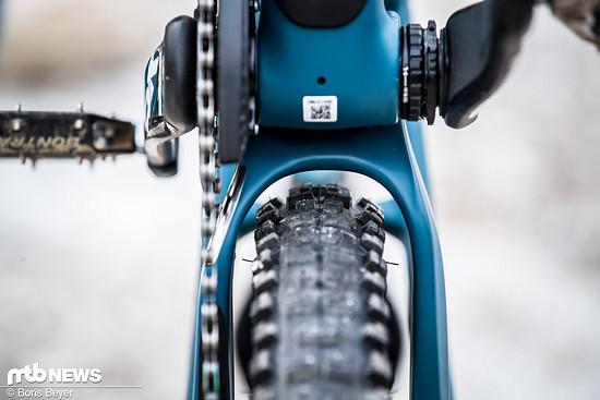 Moderate Reifenfreiheit