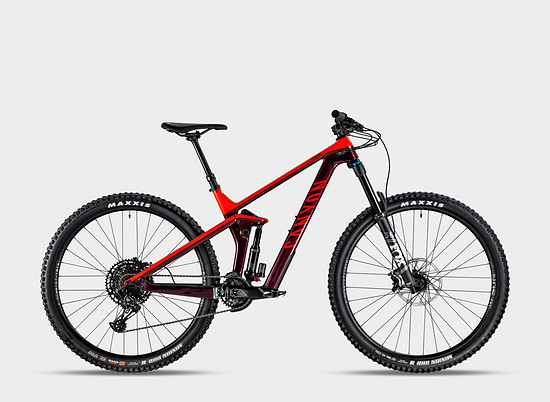 Canyon Strive CF 5 Red