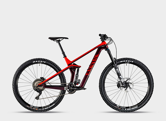 Canyon Strive CF 7 Red