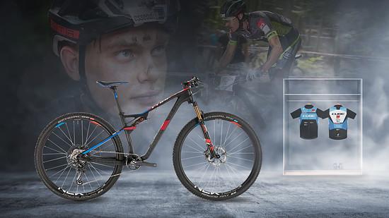 Die bayrische Bike-Schmiede Cube vereint die bestehende Struktur einzelner Fahrer und eines Nachwuchsteams innerhalb Deutschlands
