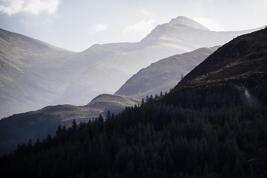 Die Schottischen Highlands sind einfach magisch.