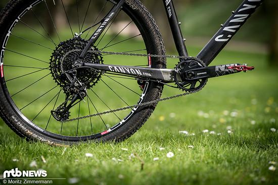 Der SRAM NX Eagle-Antrieb soll die Eagle-Technologie noch mehr Bikern zugänglich machen und das Umrüsten auf einen 12-fach-Antrieb deutlich erleichtern.