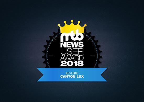 user awards gold XC-Bike