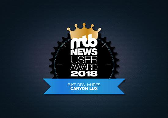 user awards bronze Bike des Jahres