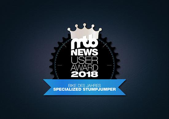 user awards silber Bike des Jahres