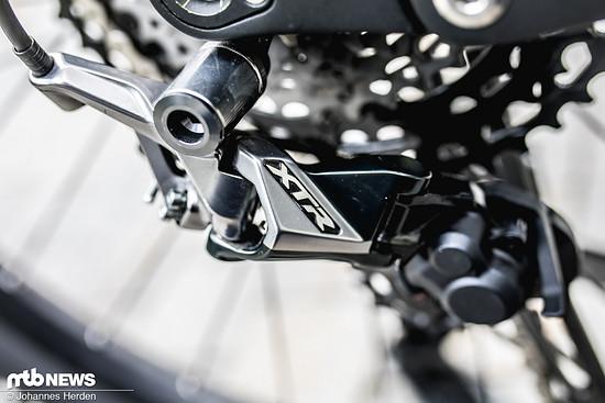 Lange wurde die neue Shimano XTR-Schaltgruppe herbeigesehnt, nun ist sie endlich da
