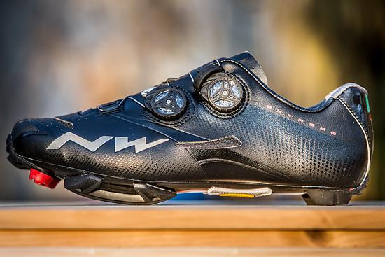 Der dritte Platz geht an die italienischen Schuhspezialisten von Northwave!