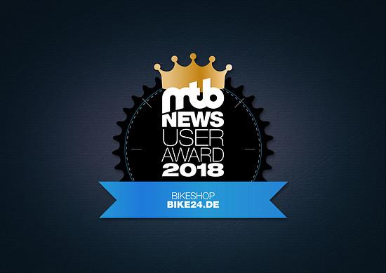 user awards bronze Bikeshop