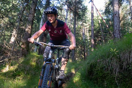Sun, bike, and fun