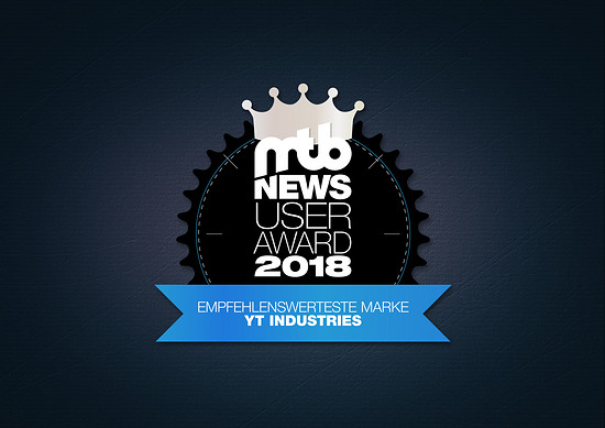 user awards silber Empfehlenswerteste Marke