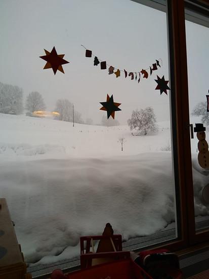 Schnee!!