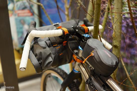 Wow, was für ein schickes Gravel-Travel-Bikepacking-Rad