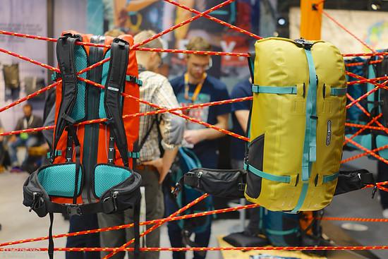 Der Atrack-Rucksack wurde 3 Jahre lang entwickelt