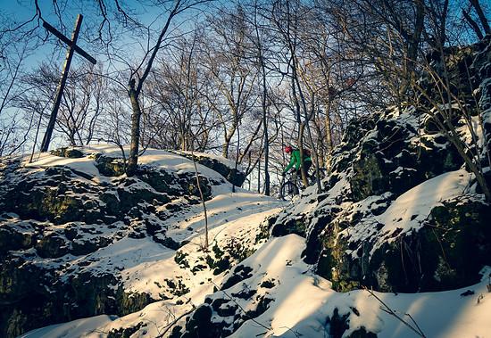 Winterbiken 2