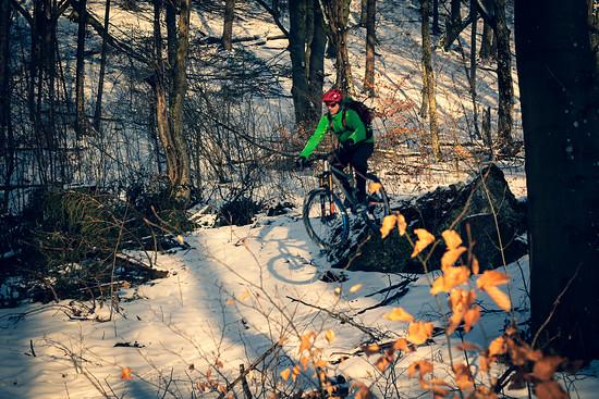 Winterbiken 3