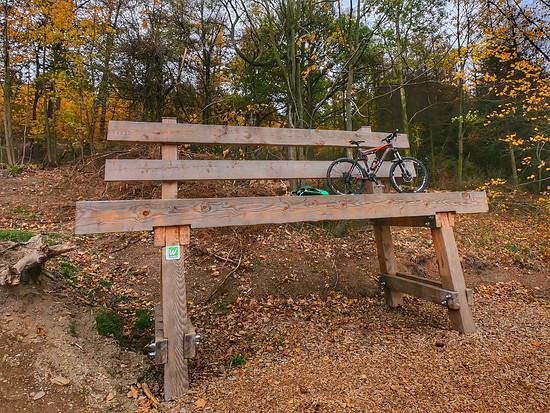 Große Bank oder kleines Bike?