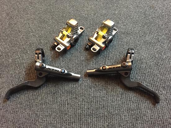 Cannondale Hooligan 2015, Chris King, Chrome... some shinny XTR brakes...