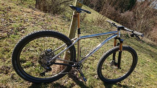 Agresti TITAN XC-Trail XTR P01