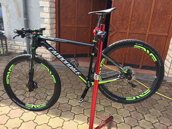 Cannondale FSi Team 2016