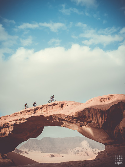 Epic II @ Wadi Rum