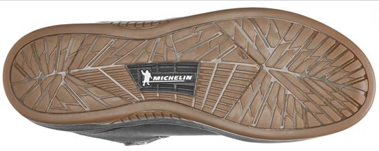 Die neue Sohle wurde in Kooperation mit Michelin entwickelt