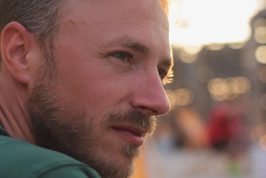 Philipp Martin ist tief in der deutschen Bikeszene verwurzelt und ist Hauptorganisator des Bike Festival Freiburgs
