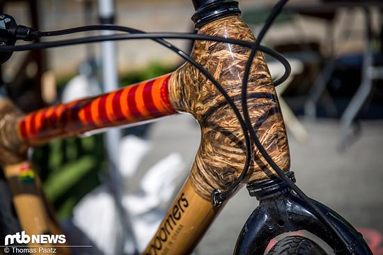 boomers Bamboo bike-5