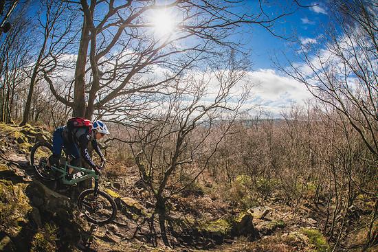Von schnell und flowig bis steinig und verblockt hat das ausgiebige Trail-Netzwerk rund um Sheffield praktisch alles zu bieten