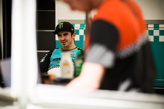 … und Danny Hart sind noch eine ganze Menge absolute Top-Fahrer am Start.