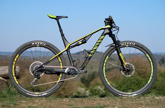 Canyon Lux CF SLX