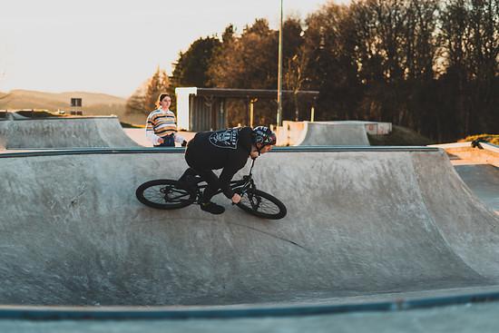 Evening Chills Achim-Hahn-Park Eikamp | Davin Kumpf 1.0