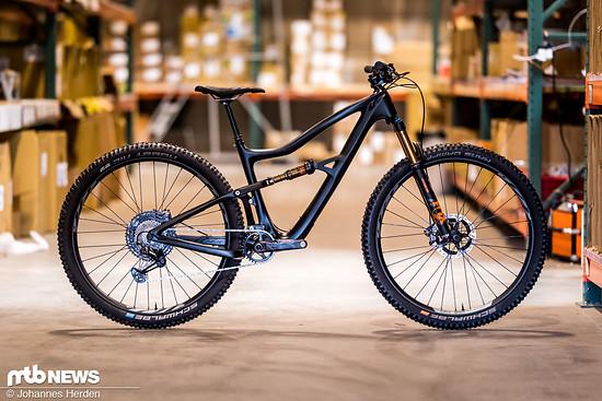 Das Ibis Ripley fährt sich genauso, wie sich ein Trailbike fahren sollte