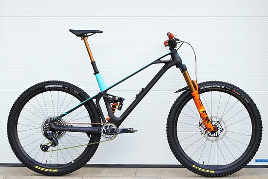 Mondraker Foxy Carbon R 29 Custom Radhaus Schertl (1)