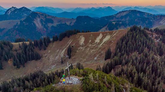 Abendliche Gipfeltour