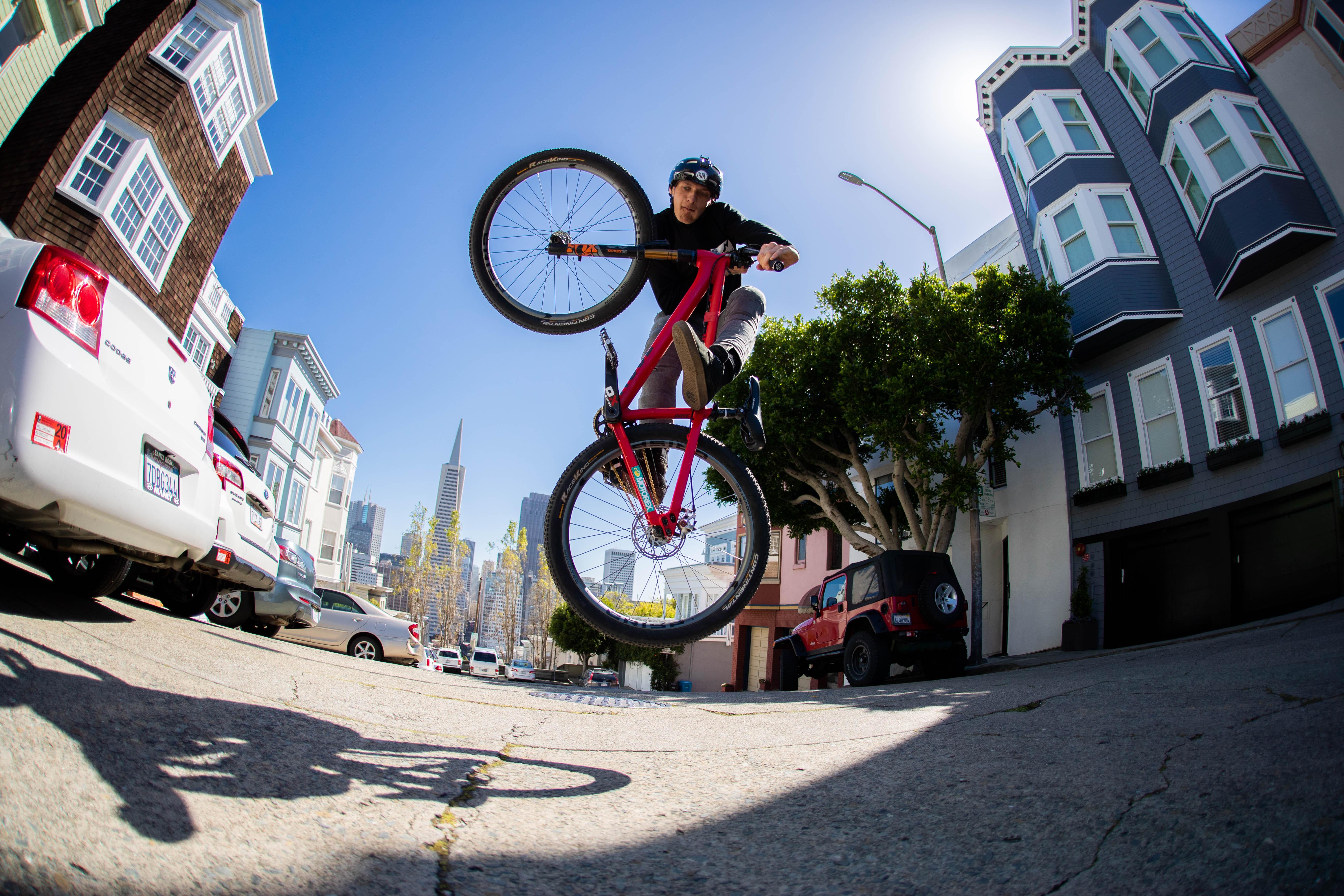 Foto: San Francisco Mit Lukas Knopf
