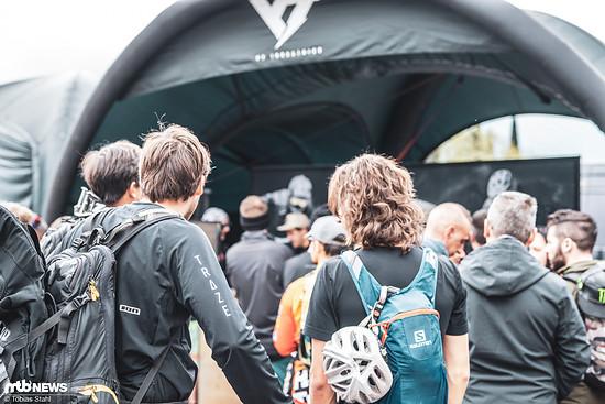 Riva ist das Festival der Testfahrten