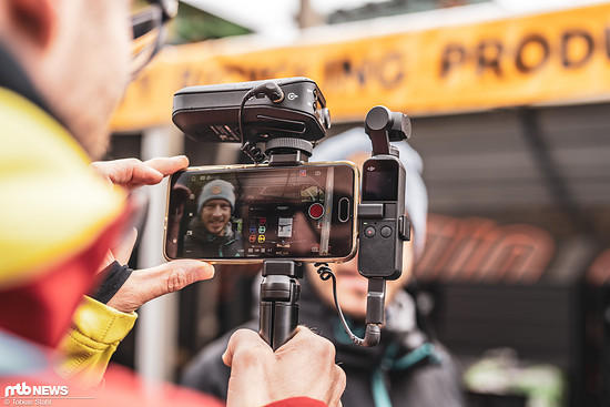 Das Jahr 2019 - oder wenn Smartphones mit Gimbal und Funkstrecke zum schweren Videogerät mutieren