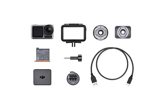 Das Zubehör ist mit dem GoPro-Montage-Anschluss kompatibel