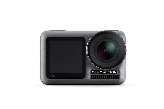 Mit 379 € UVP kann es die DJI Osmo Action vom Start weg preislich mit dem größten Konkurrenten GoPro aufnehmen